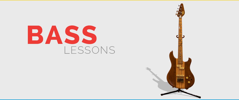 Bass Guitar Lessons | NAMS